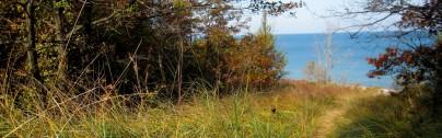 1 Lake Michigan from Dunes