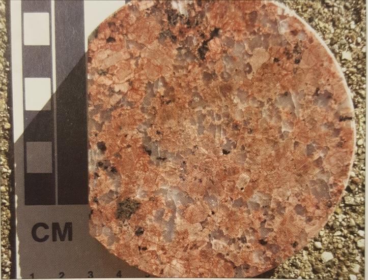 Precambrian Granite